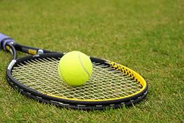 テニス合宿